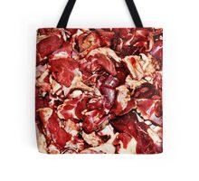 Raw Meat Tote Bag