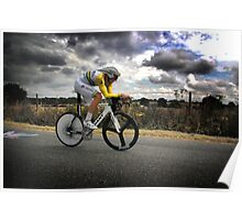 ADAM HANSEN, 2008 TOUR DE FRANCE Poster