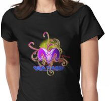 Sea Rams 4 Womens Fitted T-Shirt