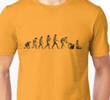 Evolution of the Mind Unisex T-Shirt
