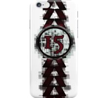 Destiny 2015 Hunter Class stripe iPhone Case/Skin