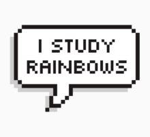 I study rainbows by hslim
