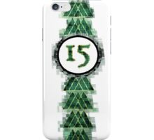 Destiny 2015 Warlock Class stripe iPhone Case/Skin