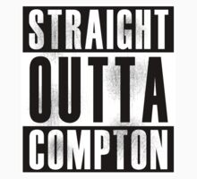 Straight Outta Compton Kids Clothes