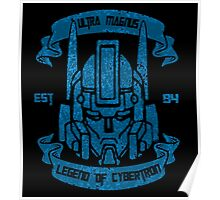 Legend Of Cybertron - Ultra Magnus Poster