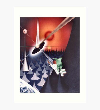 'Complete Metamorphosis' Art Print