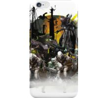 Destiny Hive fan art print iPhone Case/Skin