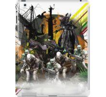 Destiny Hive fan art print iPad Case/Skin