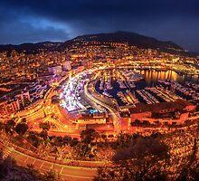 Monaco, Monte Carlo by radudumitrescu