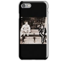 The Bad-Ass Bench iPhone Case/Skin