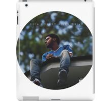 J. Cole- Forest Hills Drive iPad Case/Skin
