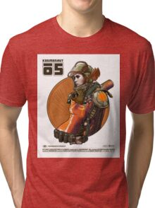 KOSMONAUT 05 Tri-blend T-Shirt