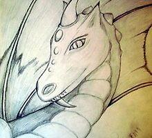 Rion Dragon by Anii