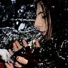 Catching Snow by Marie Arneklev