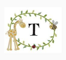 Nursery Letters T Kids Tee