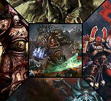 Warhammer - Chaos by CursedMoon