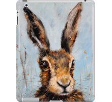 Holly Hare iPad Case/Skin