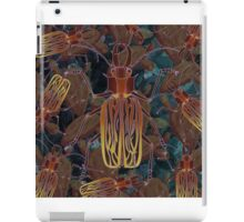 bugs and cactus 1 iPad Case/Skin
