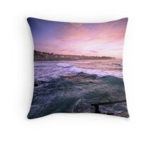 Bronte Dawn Throw Pillow