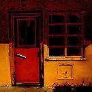 The Red Door by IreKire