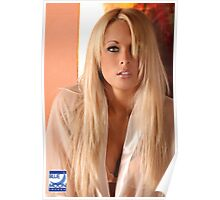 Sultry Holley Poster