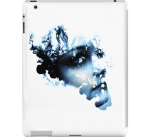 Face in Ink Photoshop iPad Case/Skin