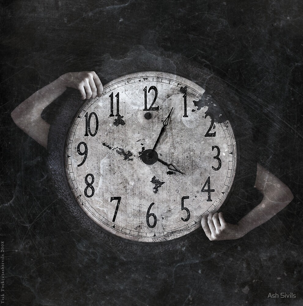 Tick Tock by Ash Sivils