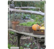 Nature Still Life iPad Case/Skin
