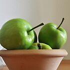 Little Green Apples by Heather Thorsen
