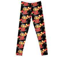 TF2 NES Sprite Leggings Leggings