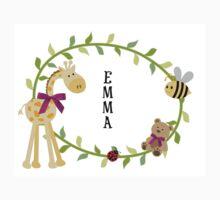 Emma - Nursery Names Kids Tee