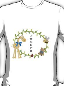 Joseph - Nursery Names  T-Shirt