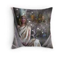 remembering Oz Throw Pillow