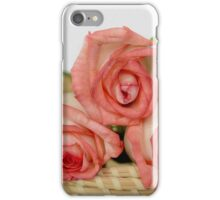 Basket of love iPhone Case/Skin