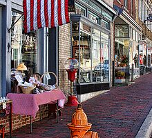 Main Street by R Hawkins