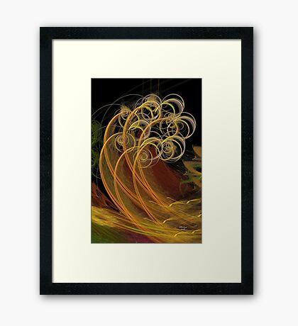 'Unity of Purpose (New Horizons)' Framed Print