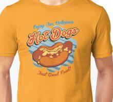 Delicious HotDogs Unisex T-Shirt