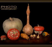 Pumpkins group by emiljianu