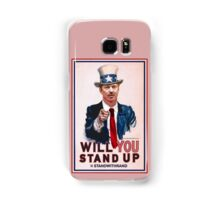 """Will You Stand Up"" Antique Version, Stand With Rand Paul 2016 Samsung Galaxy Case/Skin"