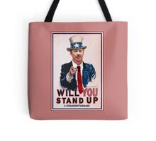 """""""Will You Stand Up"""" Antique Version, Stand With Rand Paul 2016 Tote Bag"""