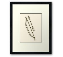 Archery Framed Print