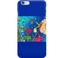 SprinG Garden is Alive iPhone Case/Skin