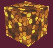 Blockcraft - Glowstone T-Shirt
