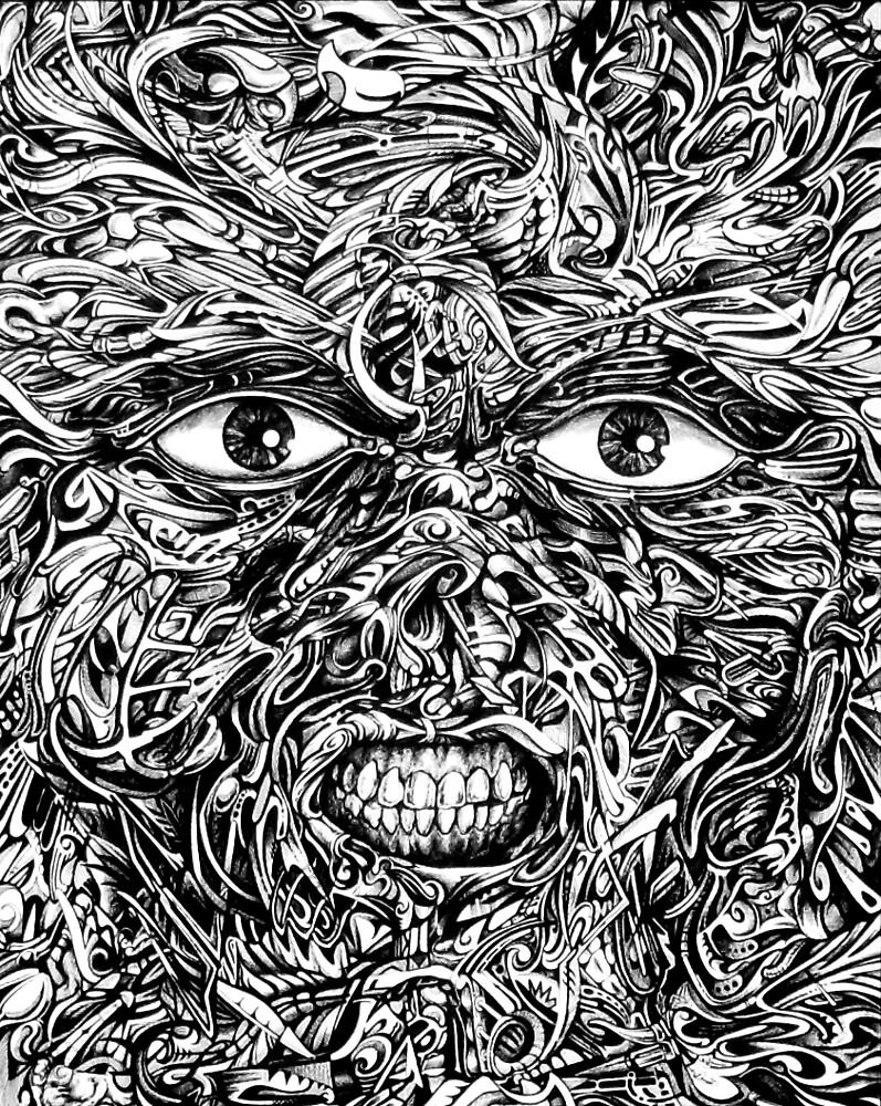 Gray Matter by Sam Dantone