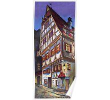 Germany Ulm 07 Poster