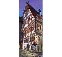 Germany Ulm 07 Photographic Print