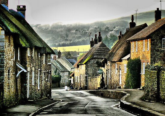 Abbotsbury, Down the Hill by A90Six