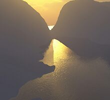Shadow Hills by daniel-art
