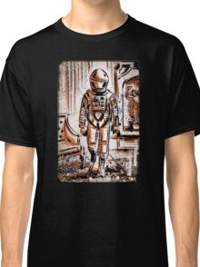 2001 A Space Odyssey Art Stanley Kubrick film movie director sci fi science fiction drawing illustration joe badon stars Christmas Classic T-Shirt