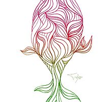 012 Essence of flower by tishaartwork